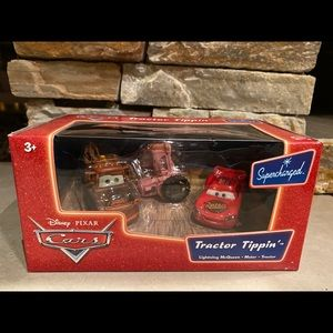 Disney Pixar Cars : Tractor Tippin' 3 piece Set